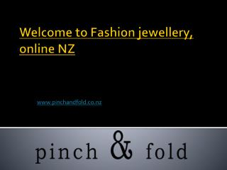 Buy Fashion Jewellery online in NZ, Silver Jewellery NZ