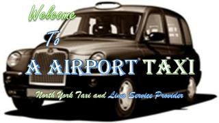 North York Taxi and Limo Service Provider