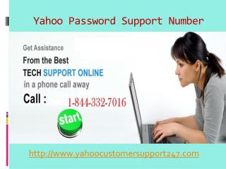 Call 1-844-332-7016 Yahoo technical support