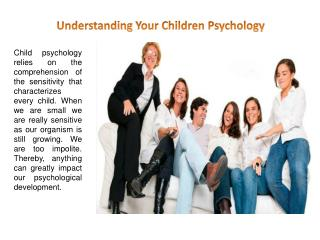 children psychology,