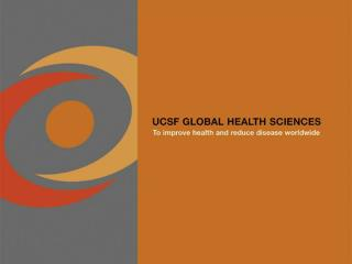 UCSF and Global Health