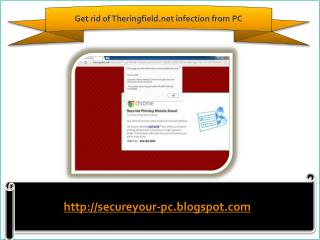 Remove Theringfield.net (Removal Guide), How To Remove Theri