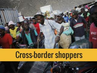 Cross-border shoppers