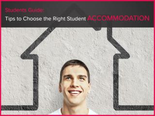 Student Accommodation in Loughborough – Tips to Choose!