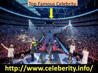 Top Famous Celebrities