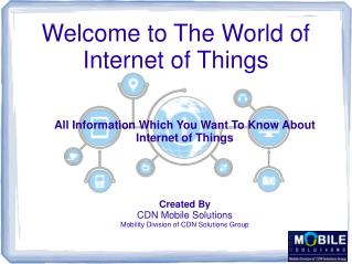 What Is Internet of Things?