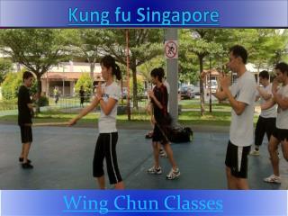 Kung fu Singapore