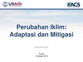 MAPI in Mimika Indonesia