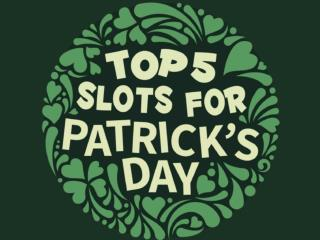 TOP 5 Irish Lucky Slots by Slotozilla