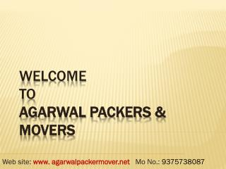 Agarwal Packers And Movers Narmada | Packers movers in Narma