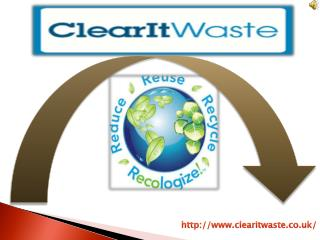 Cheap And Best Rubbish Collection Service In London