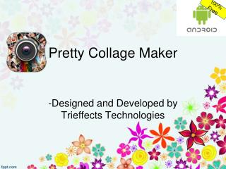 Pretty Collage Maker - Collage Maker