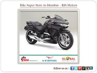 Bike Super Store in Mumbai - RM Motors