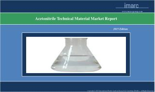 Acetonitrile Market | Price, Production, Industry Trends