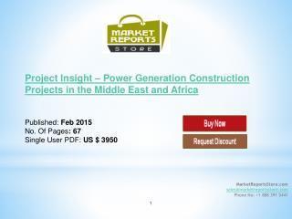 Power Generation Construction Projects Africa