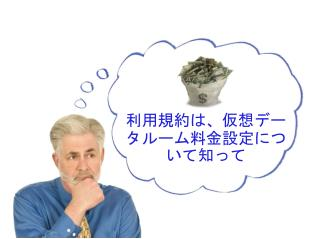 利用規約は、仮想データルーム料金設定について知って
