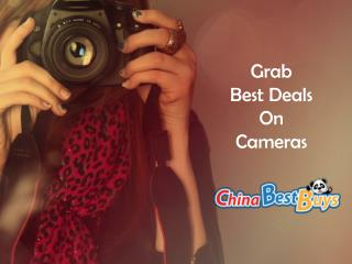 Buy Cameras Online and Grab Best Deals