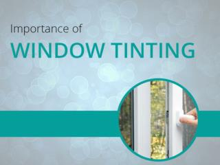 Benefits of Window Tinting in Hawaii