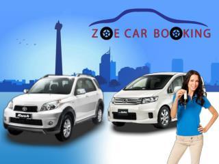Sewa Mobil Dan Supir Jakarta