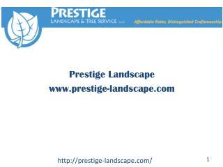 Prestige Landscape - www.prestige-landscape.com