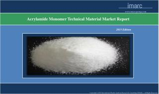 Acrylamide Monomer Market Report | Prices, Trends