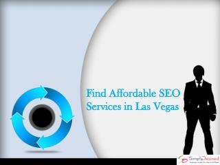 Find Affordable SEO Services in Las Vegas
