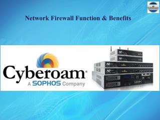 Network Firewall Function & Benifits