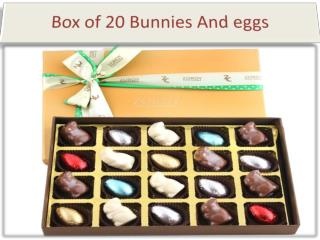 Easter chocolates gift Online-zoroy
