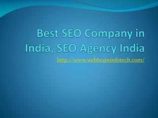 SEO Company India Offers Best SEO Services at $200 USD