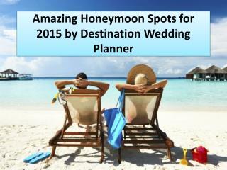Oneheartwedding talks about destination wedding