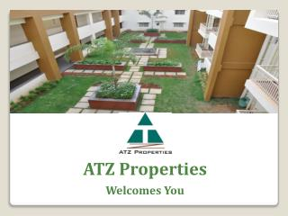 ATZ Estrella Residential Apartments in Whitefield Bangalore