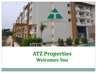 ATZ Rockview Apartments Near Manyata Tech Park