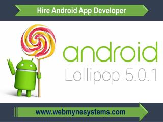 Hire Android Game Developers