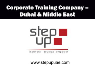 Communication skills training Dubai