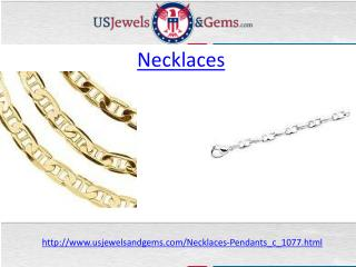 Necklaces And Pendants Online