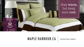 Maple Harbour Creating homes together
