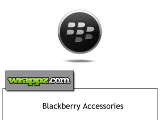 Get the Most Out of Your Blackberry Device with Blackberry A