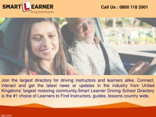 Driving School London | Smart Learner