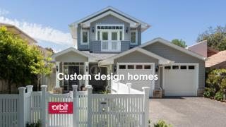 Custom Design Homes