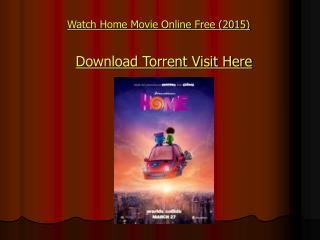 Home Movie Online