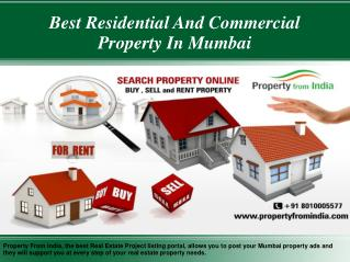 Best Residential Property In Mumbai