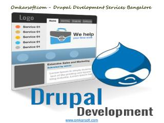 Omkarsoft.com - Drupal Development Services Bangalore
