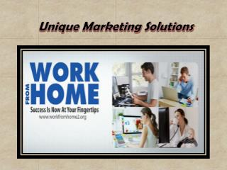 California Work From Home Jobs