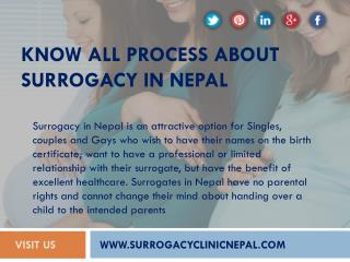 Surrogacy For Singles, Gays and Couples: Surrogacy Clinic Ne