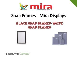 Buy advertising snap frames are available A0,A1,A2,A3 and A4