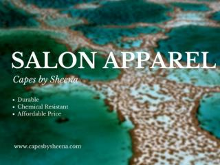 Salon Apparel PPT