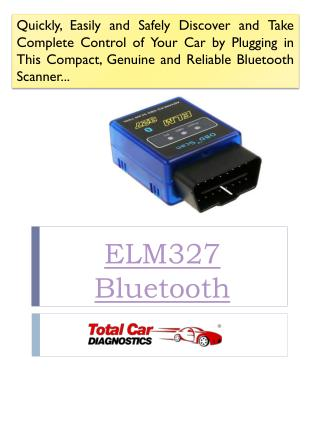 Bluetooth OBD2