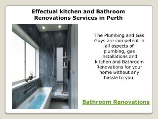 Bathroom Renovations Services | Gas Heaters Renovations