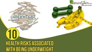 10 Health Risks Associated With Being Underweight and Natura