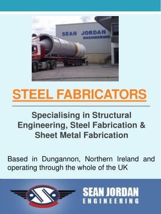 Steel Fabrication Companies